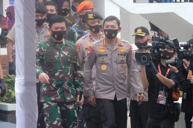 Kapolri dan Panglima TNI1