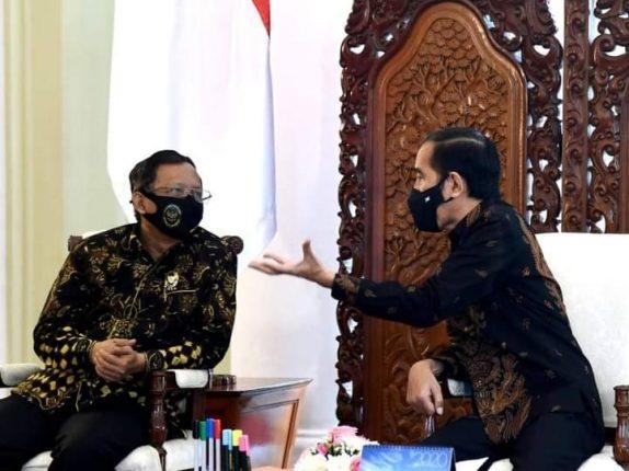Presiden Jokowi Ajak Seluruh Komponen Bangsa