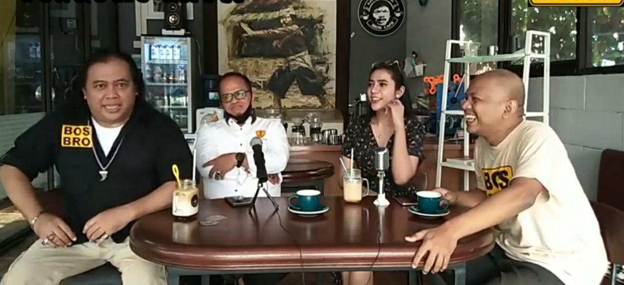 Vernita Syabila dan Bos&Bro Show