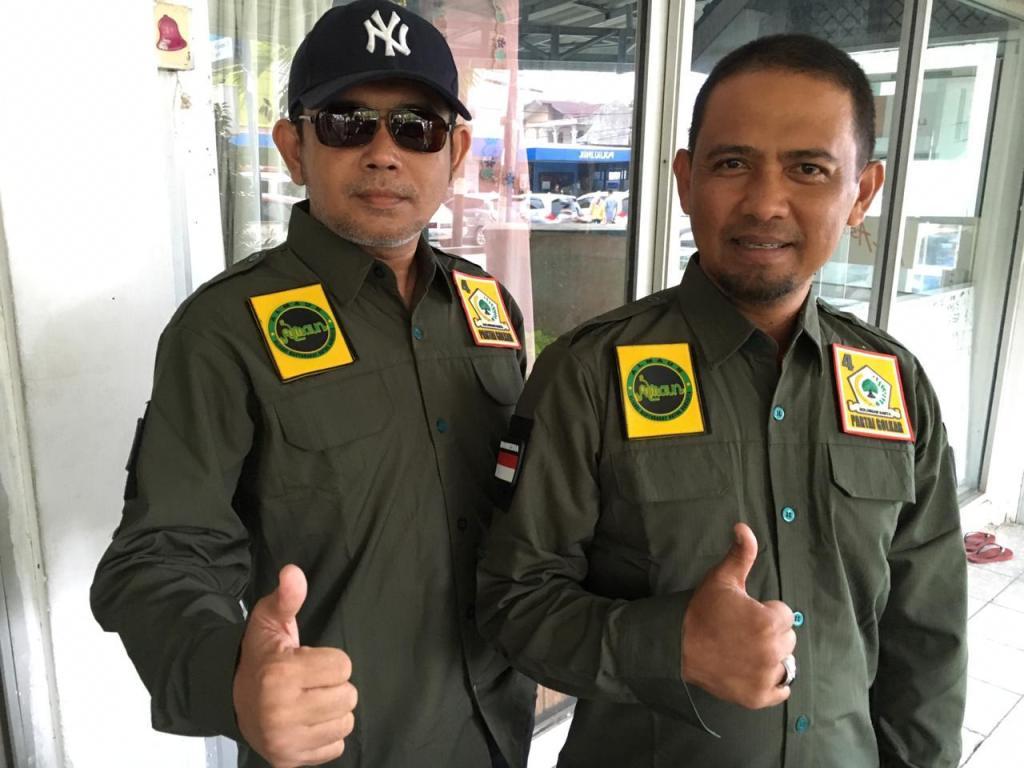 M. Rafik Perkasa Alamsyah Ketua Umum Dewan Pimpinan Pusat Aliansi Masyarakat untuk Nawacita (DPP Al Maun)