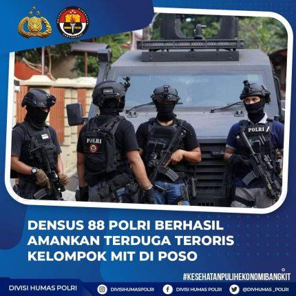Densus 88 Polri