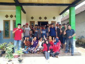 Kader Militan Jokowi Sumbermanggis Banyuwangi Jawa Timur