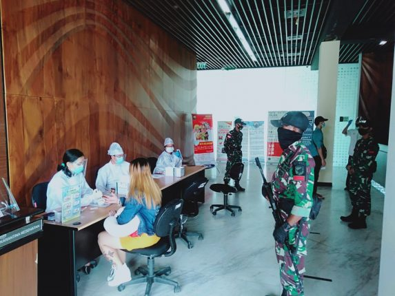 Protokol Kesehatan Kepada PMI asal Malaysia