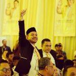 M. Rafik Perkasa Alamsyah Ketua Umum DPP Aliansi Masyarakat