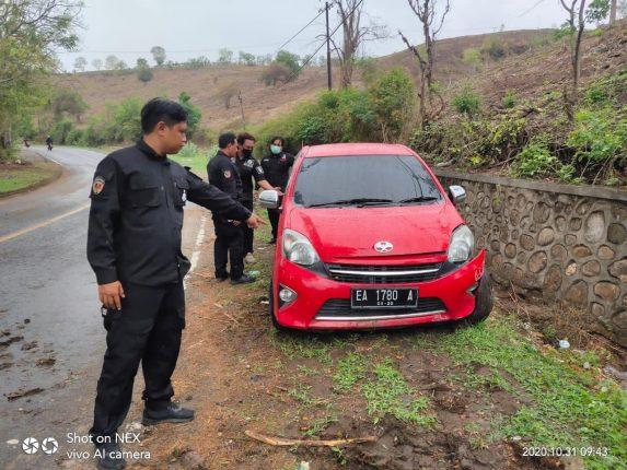 Tim Puma Polres Sumbawa Polda NTB Ringkus Pelaku Pencurian Mobil