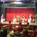 sanggar seni Bandung Bondowoso di Desa Gondangan Jogonalan Klaten