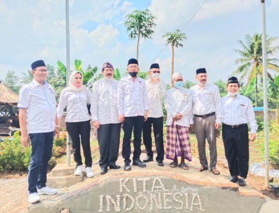 Ketua Ormas KITA (Kerapatan Indonesia Tanah Air) KH. Maman Imanulhaq