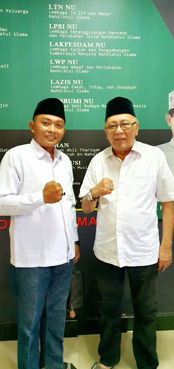 Ketua PW SNNU Kalimantan Barat, KH Hasbulloh