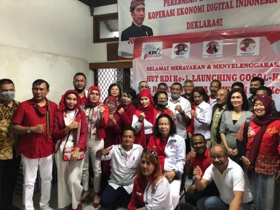Koperasi Jasa Ekonomi Digital Indonesia (KDI)