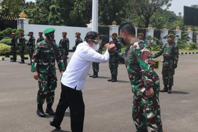 Menko Polhukam Mahfud MD menyampaikan bahwa Indonesia Merdeka dirajut di dalam sebuah ideologi bernama Pancasila