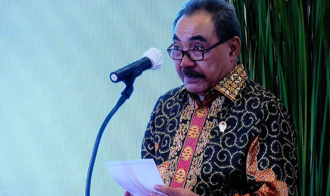 Ketua Lembaga Perlindungan Saksi dan Korban, Drs. Hasto Atmojo, M.Krim