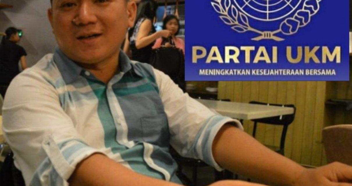 Syafrudin Budiman SIP Sekretaris Jenderal Dewan Pimpinan Pusat Partai Usaha Kecil Menengah (DPP Partai UKM)