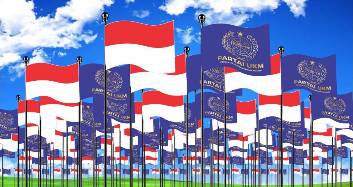 Partai Usaha Kecil Menengah ( Partai UKM) Partai Lintas Relawan Jokowi Makruf - Prabowo Sandi