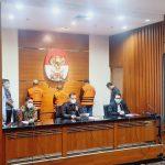 KPK Tetapkan Dan Tahan 2 Tersangka Penerima dan 1 Tersangka Pemberi OTT  Di Sulawesi Selatan