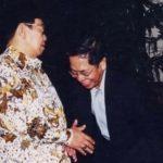 Dr. Jalaludin Rahmat Bersama KH. Abdurrahman Wahid Atau Gus Dur