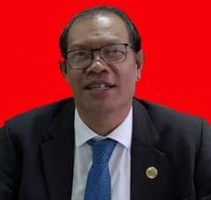 DR. Hulman Panjaitan, SH, MH (Dekan Fakultas Hukum UKI/Pengacara Senior)