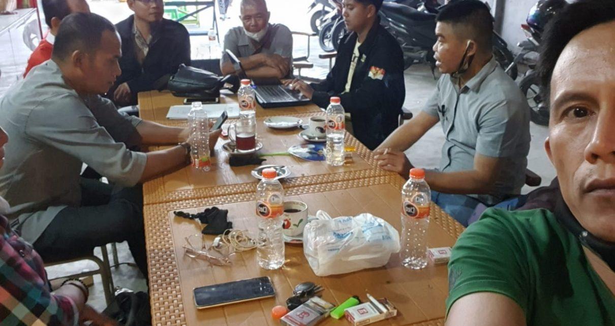 Rapat Koordinasi Pengurus  DPW/DPD Kamijo Kalbar Stop Pembakaran  Lahan dan Hutan