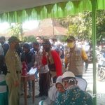 1000 Dosis : Grebeg Vaksinasi di Kecamatan Tahunan Jepara