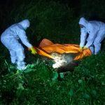 Penemuan Sesosok Mayat Tak Dikenal di Desa Pandau Jaya Siak Hulu, Begini Ciri-cirinya